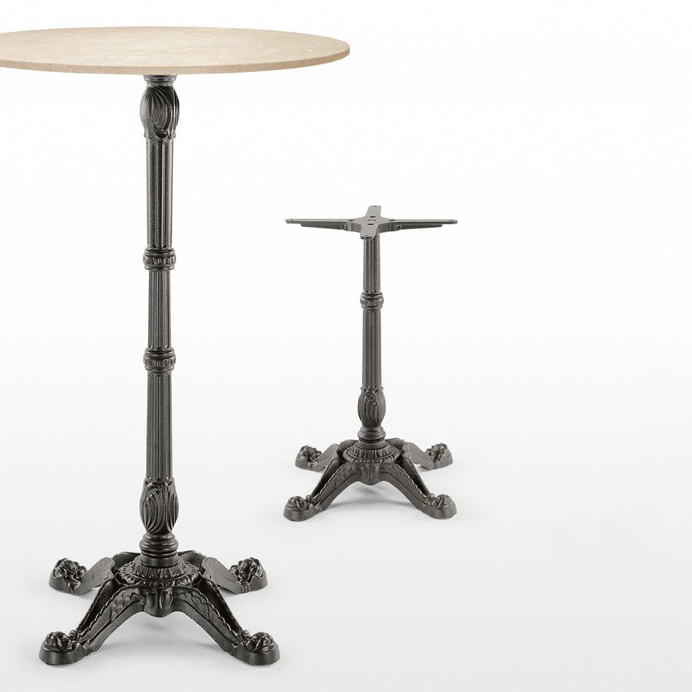 Tavoli e basamenti in metallo per bar e ristoranti moderni ...
