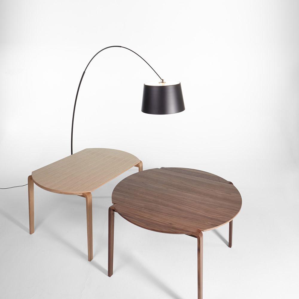 Tavoli in legno moderni allungabili tavolo rett cervino - Tavoli in legno moderni ...
