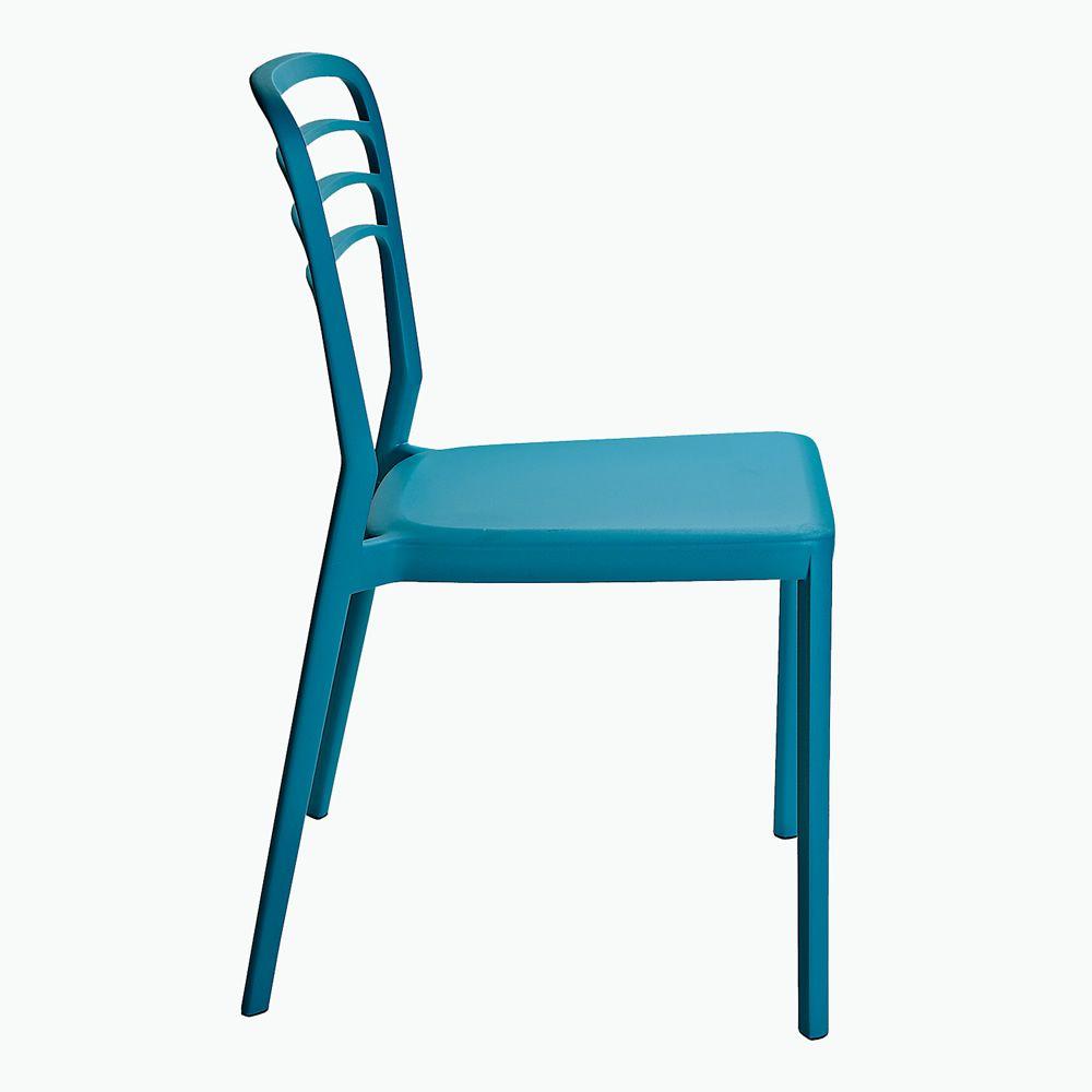 vr42 pour bars et restaurants chaise empilable en polypropyl ne id ale pour l 39 ext rieur. Black Bedroom Furniture Sets. Home Design Ideas