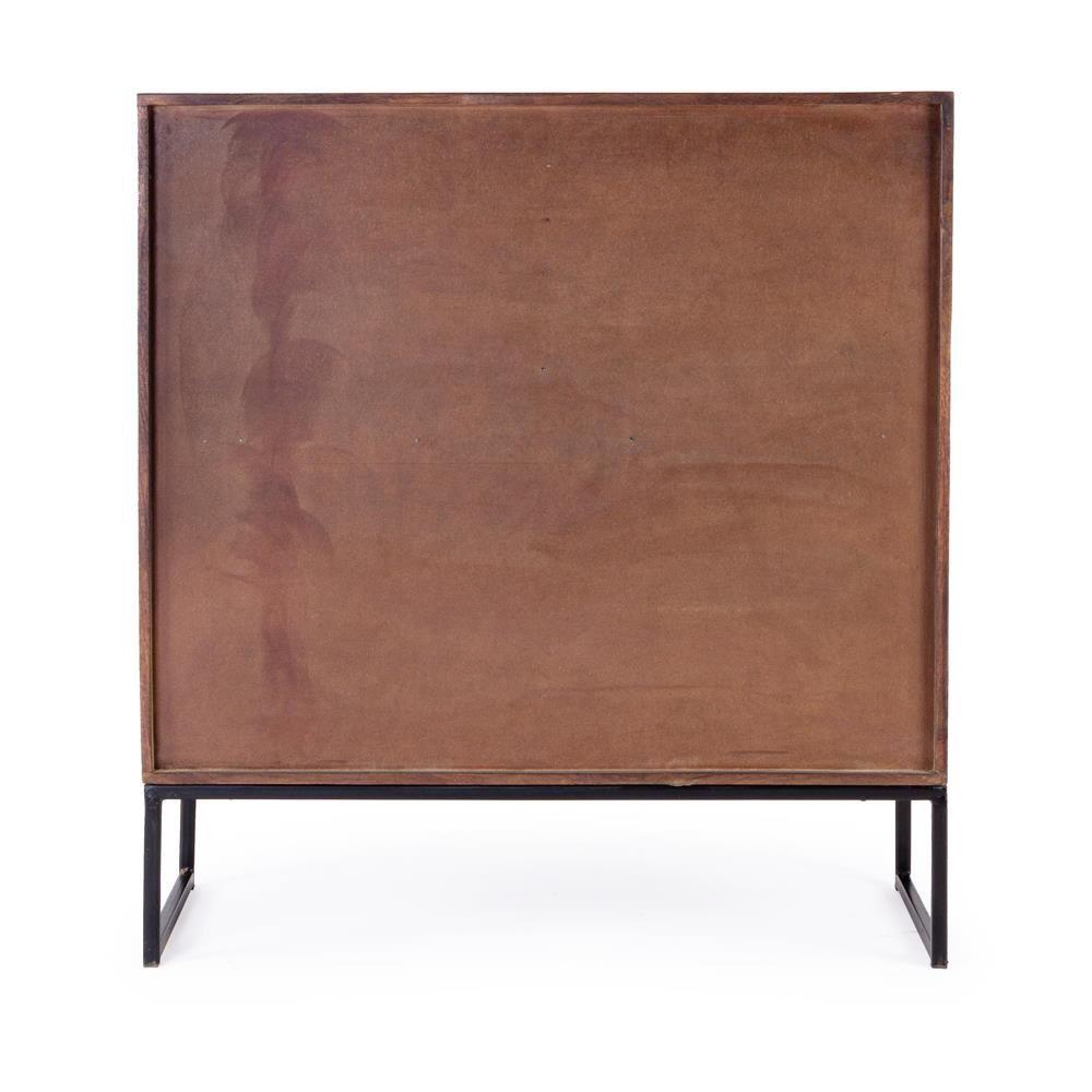 Abuja 1a 4c mueble vintage para la sala de estar en for Mueble de sala en madera