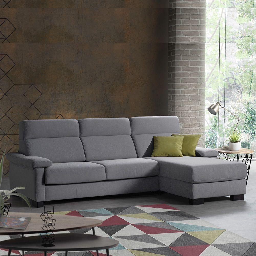 topinambur a 3 oder 3xl sitzer sofa mit chaiselongue als beh lter abziehbar in. Black Bedroom Furniture Sets. Home Design Ideas