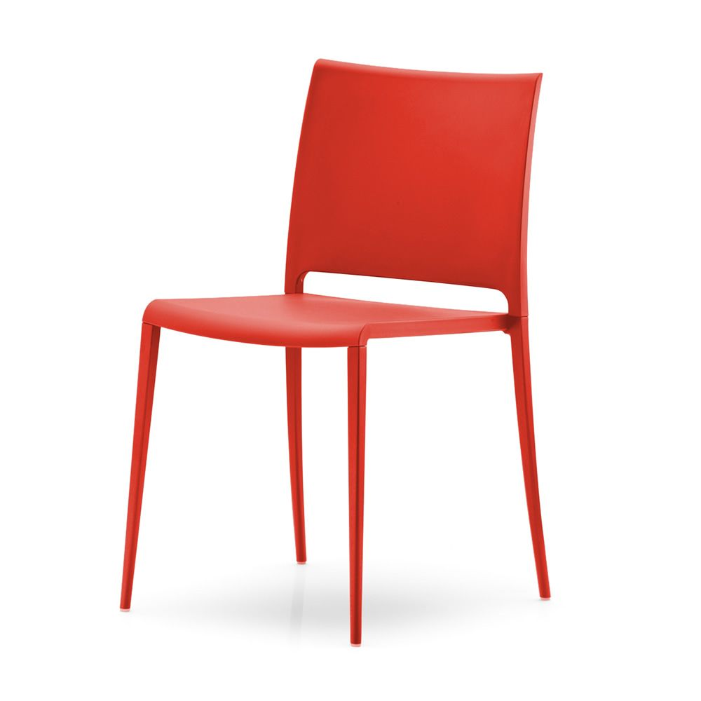 mya 700 chaise pedrali de m tal et polypropyl ne. Black Bedroom Furniture Sets. Home Design Ideas