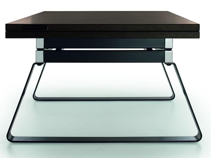 orione petite table transformable en table manger hauteur r glable disponible en. Black Bedroom Furniture Sets. Home Design Ideas