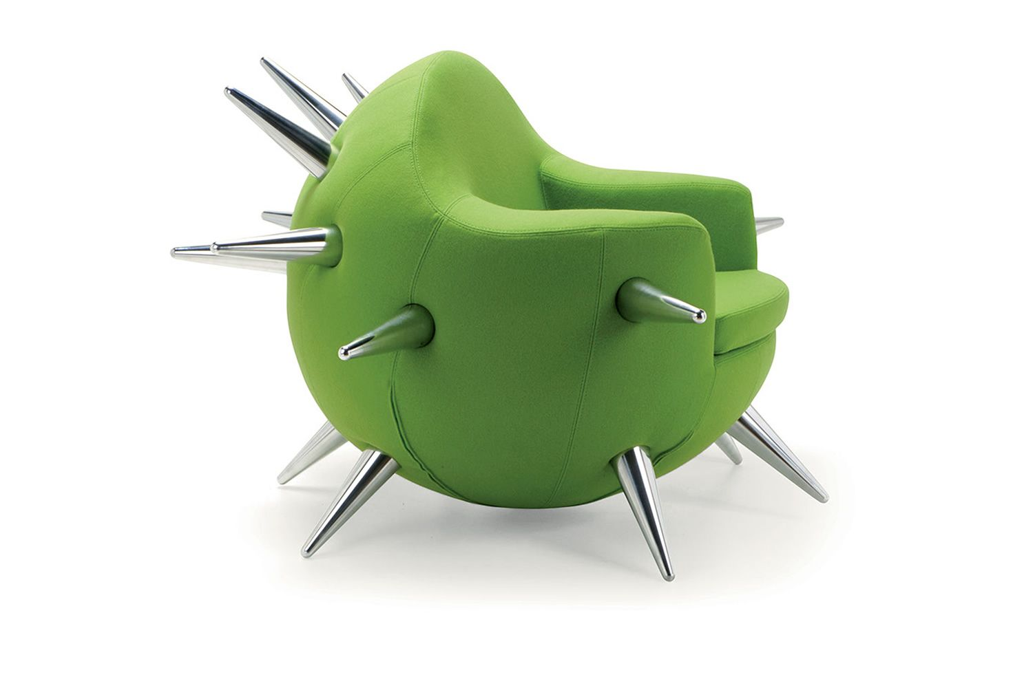 Bomb: Designer armchair Adrenalina, available in different fabrics ...