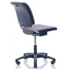 Conventio ® 2 - Sedia ufficio HÅG con schienale e seduta imbottiti