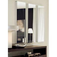 7518 Ryde RG - Specchio rettangolare Tonin Casa, 38 X 118 cm