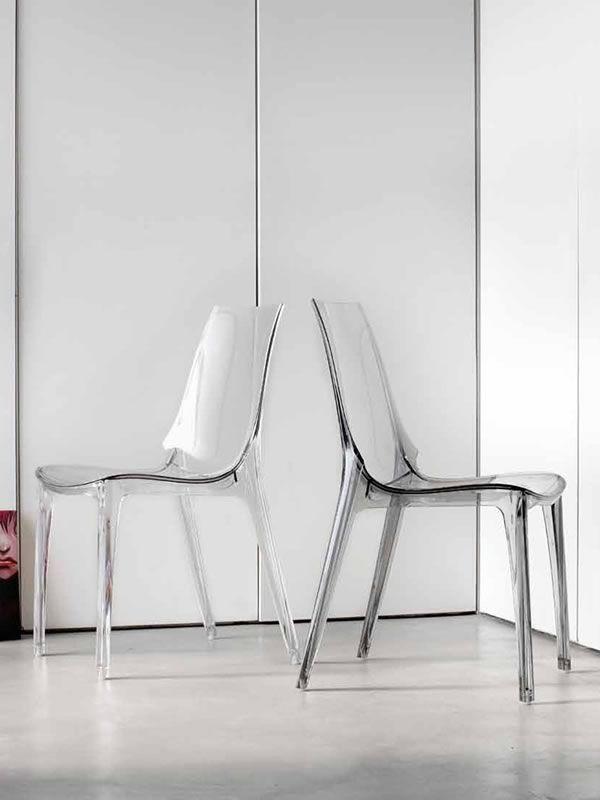vanity chair 2652 design stuhl aus polycarbonate. Black Bedroom Furniture Sets. Home Design Ideas
