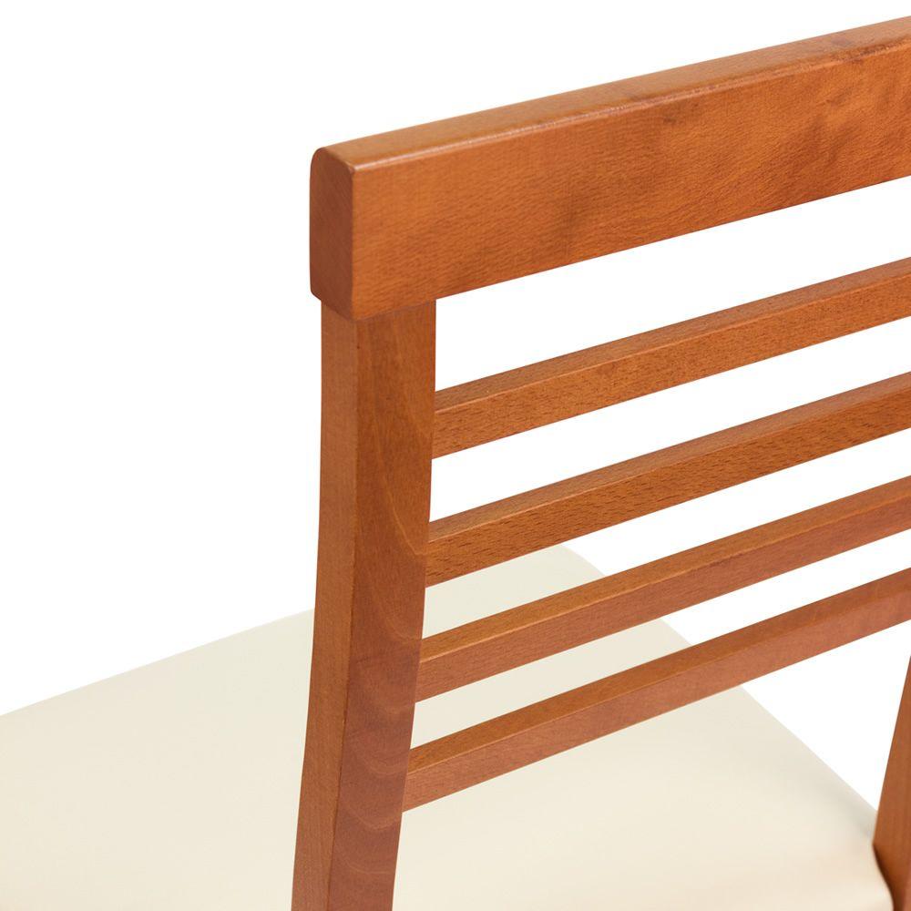 MU16 pour Bars et Restaurants Chaise moderne en bois pour bars et restaurants, assise en bois  # Bar En Bois Moderne