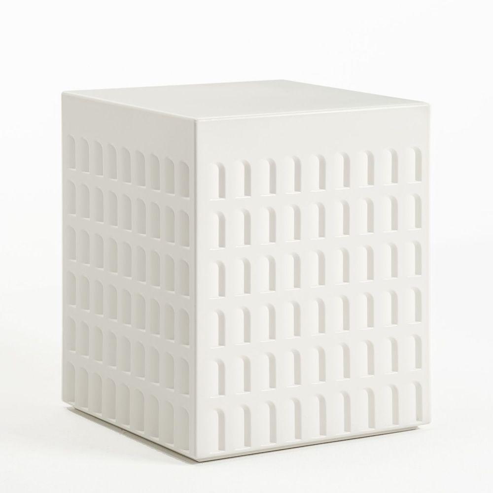 Eur Kartell Design Stool In Techopolymer Seats Height