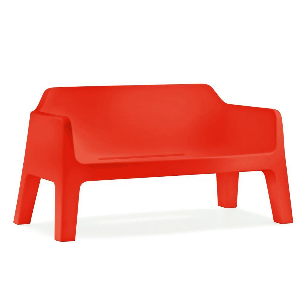 Plus air 636 per bar e ristoranti divano da bar per for Divano rosso abbinamenti