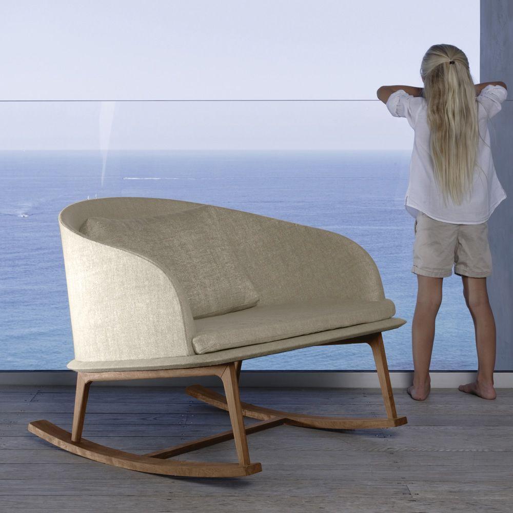 cleo d fauteuil bascule d houssable disponible en diff rentes couleurs con u pour l. Black Bedroom Furniture Sets. Home Design Ideas