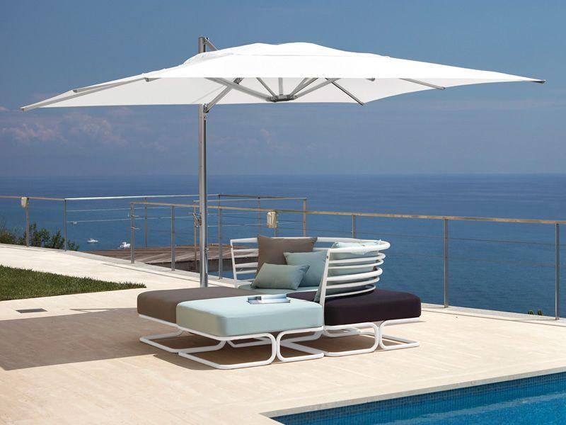 shade parasol design bras lat ral disponible en. Black Bedroom Furniture Sets. Home Design Ideas
