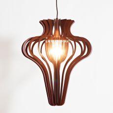 Burlesque.e - Lampada a sospensione Colico Design in metallo, disponibile in diversi colori