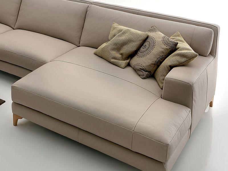 Hemp chaise divano con chaise longue a 2 3 o 3 posti xl for Chaise longue speciale