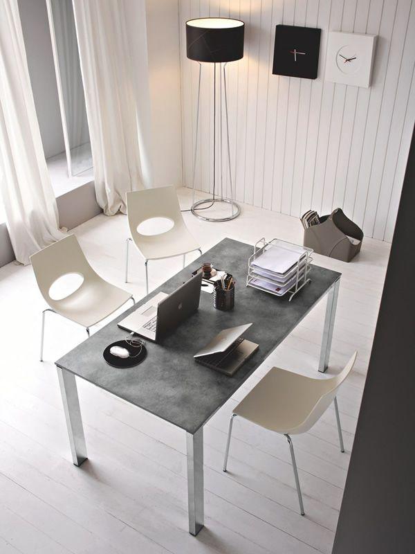 Stunning Tavolo Calligaris Baron Contemporary - Modern Design ...