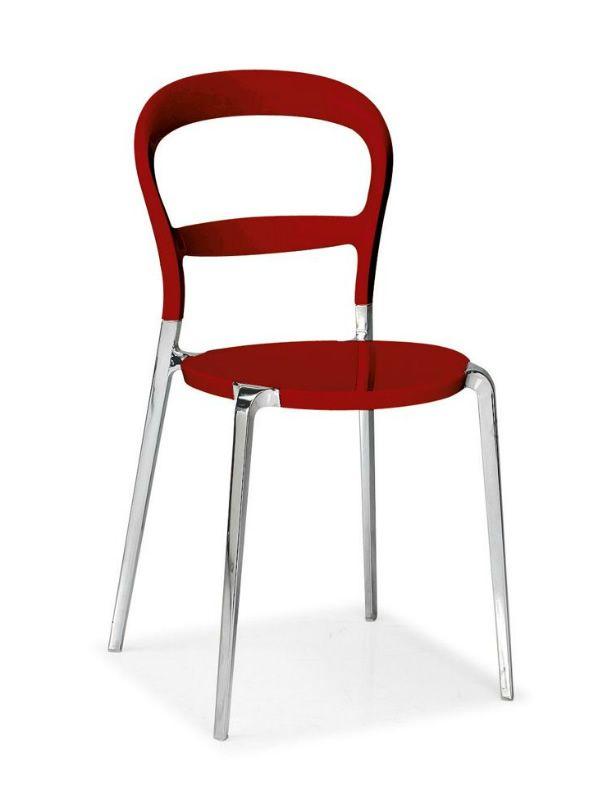 Cs1091 b wien sedia wien di calligaris struttura for Sedie calligaris wien offerte