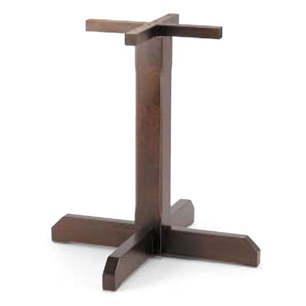 Dt521 per bar e ristoranti base per tavolo da bar o for Offerte tavoli legno massello