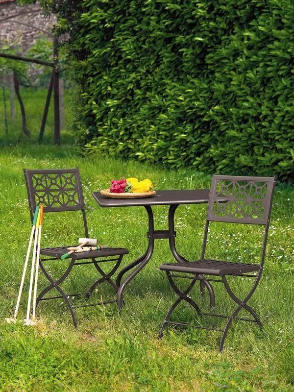 tavoli e sedie da giardino sediarreda ~ ulicam.net = varie forme ... - Disegni Per Tavolo Da Giardino