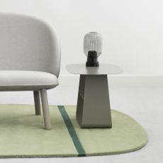 Amp-T - Lámpara de mesa Normann Copenhagen de cristal y mármol, en distintos colores