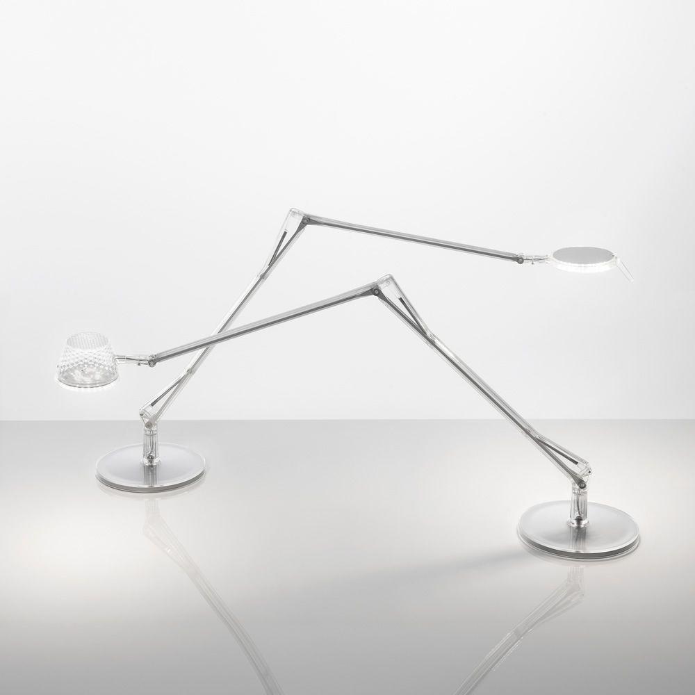 Aledin lampada da tavolo kartell in policarbonato e - Tavolo policarbonato ...