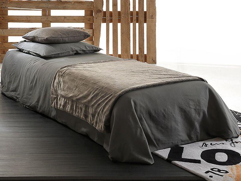 puglia betthocker mit bezug aus stoff oder kunstleder abziehbar sediarreda. Black Bedroom Furniture Sets. Home Design Ideas