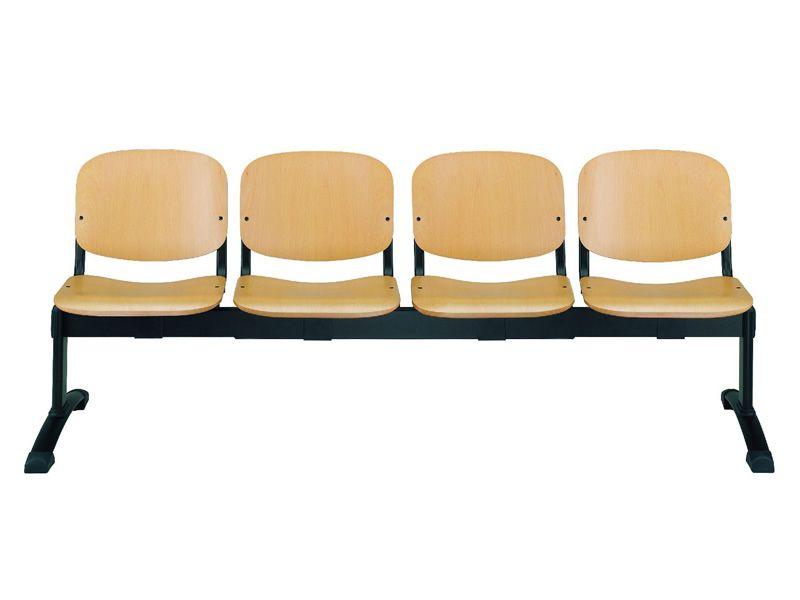 Panca Seduta Funzionale In Casa : Ml panca w per sala d attesa con sedute in