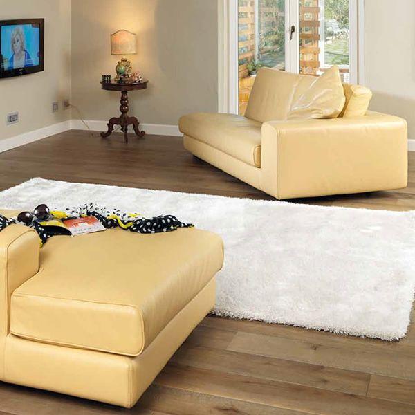 Cloudy   tappeto moderno a tinta unita in diverse misure e colori ...