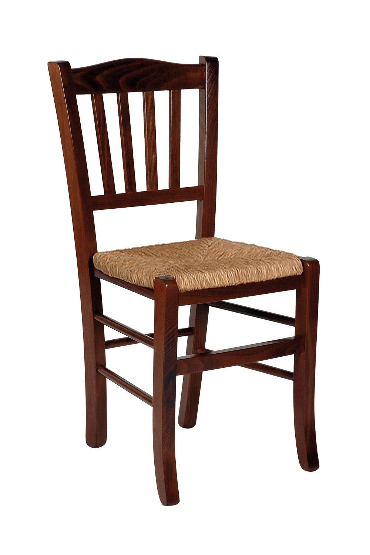 Mu85 pour bars et restaurants chaise rustique en bois for Chaise rustique bois et paille