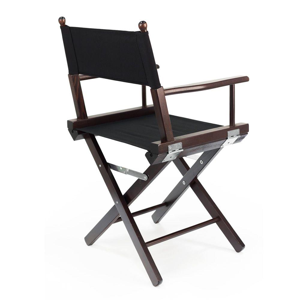 Regista chaise r alisateur en bois disponible en for Chaise de realisateur