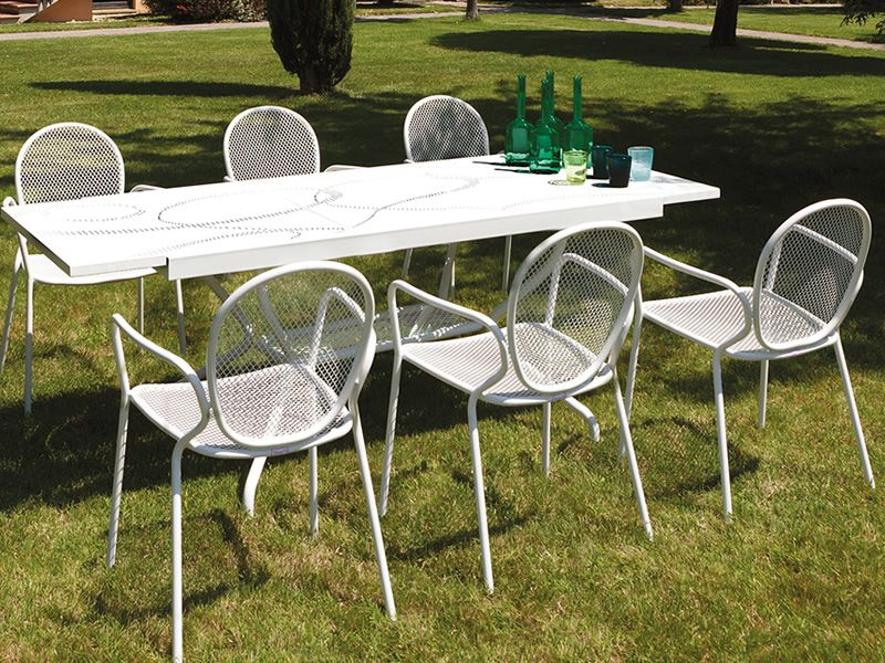 Backyard Table Match : Ready  Garden table matching with armchair Dream  P