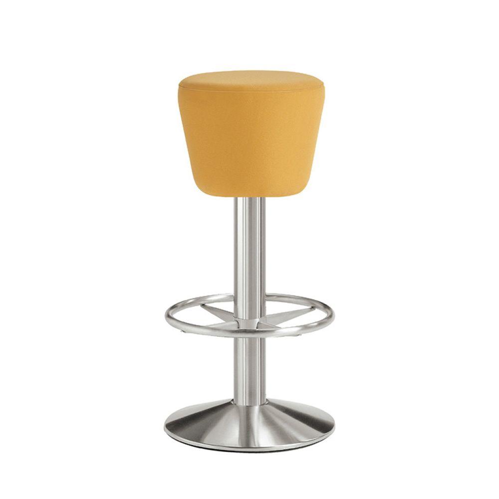 tonda 4156 pour bars et restaurants tabouret haut de bar en m tal fixe ou tournant assises. Black Bedroom Furniture Sets. Home Design Ideas