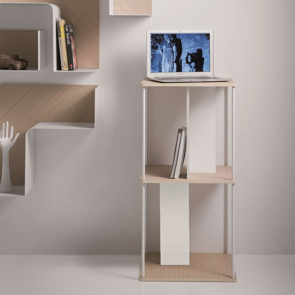 Domino Q | Modular shelving unit,