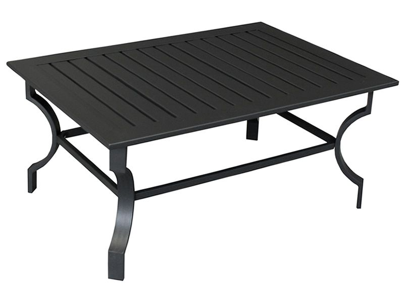Kit esterno 15 outdoor living room with aluminum frame for Coffee table kit