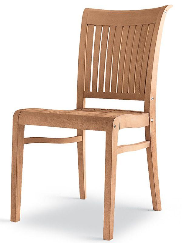 Sedie In Legno Per Giardino.Newport Sedia In Legno Di Robinia Per Giardino Sediarreda Com