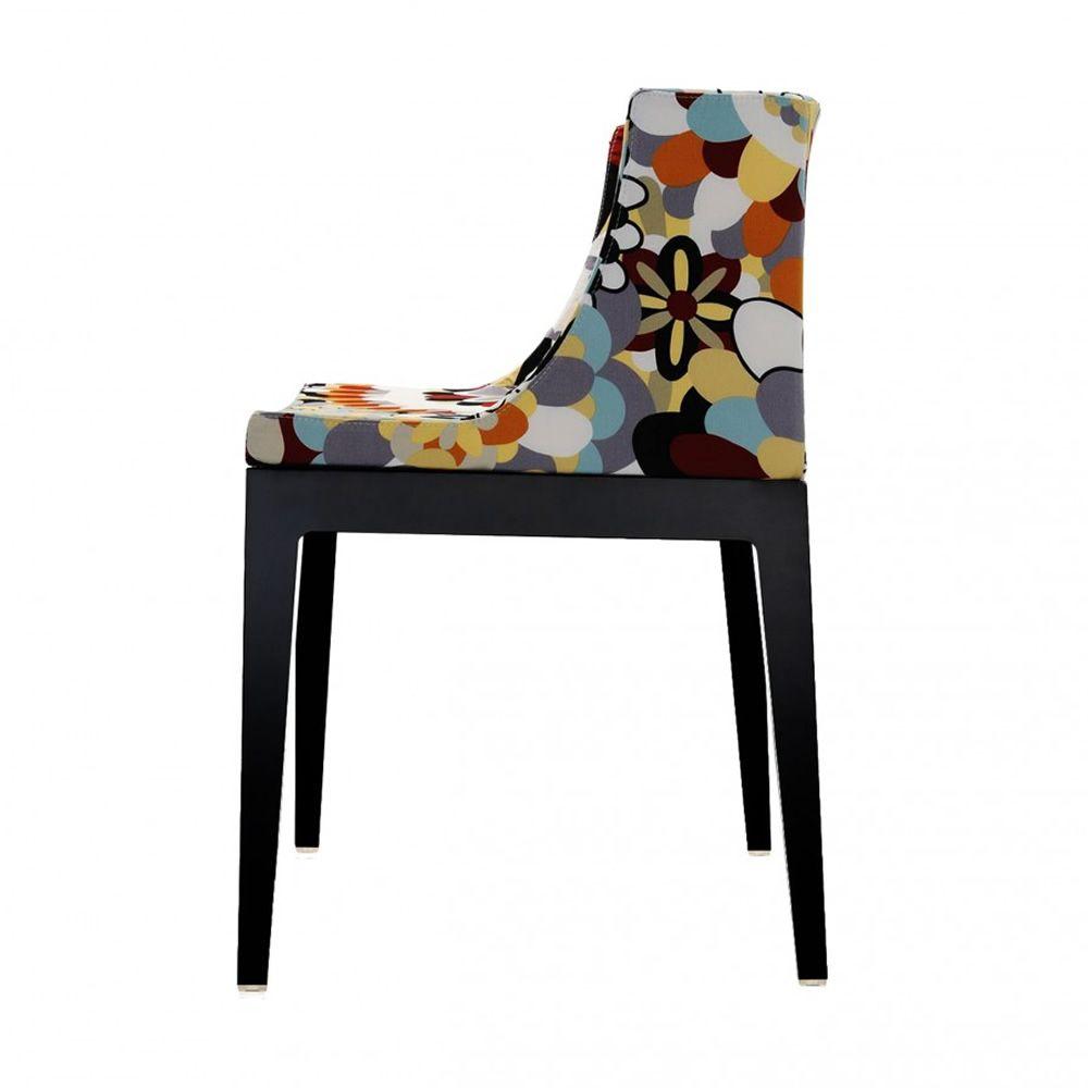 A Pair Of Kartell Mademoissele � La Mode Missoni: Design Armchair Kartell, With