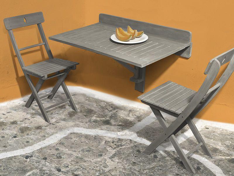 martignano t2 klappbarer holztisch f r garten rechteckige platte 90x58 cm verschiedene farben. Black Bedroom Furniture Sets. Home Design Ideas