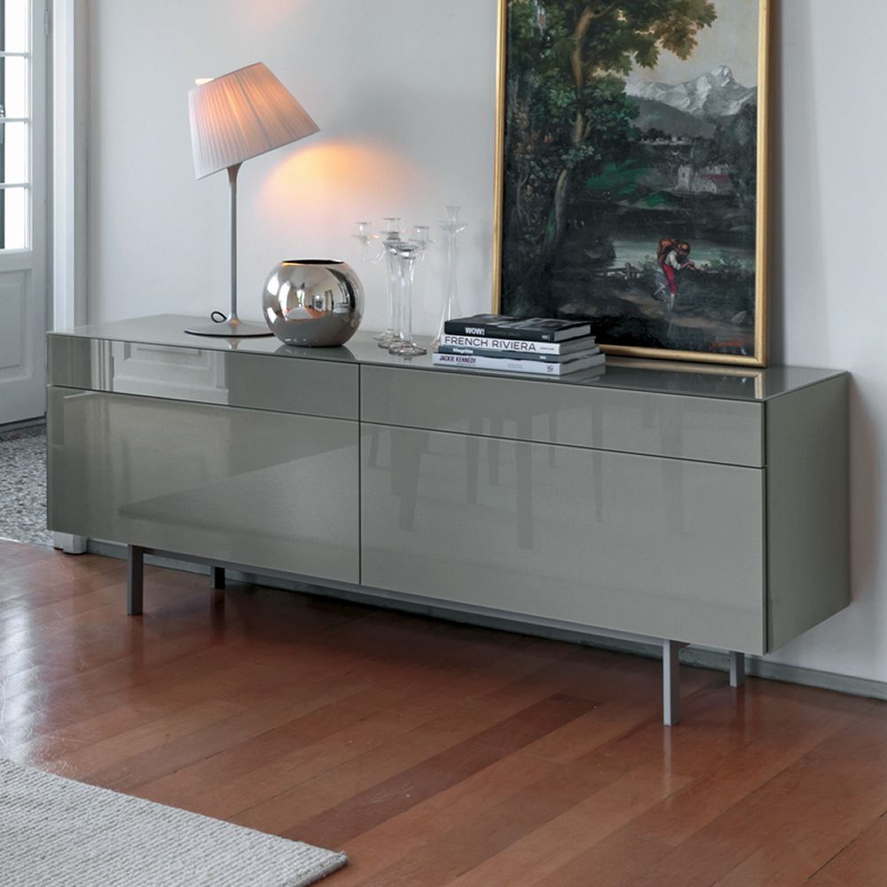 Aly 105 aparador contempor neo bontempi casa en madera y for Madie design outlet