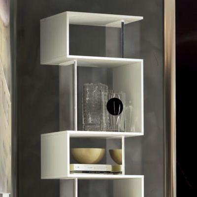 Osuna 7241 libreria girevole tonin casa in - Libreria con specchio ...