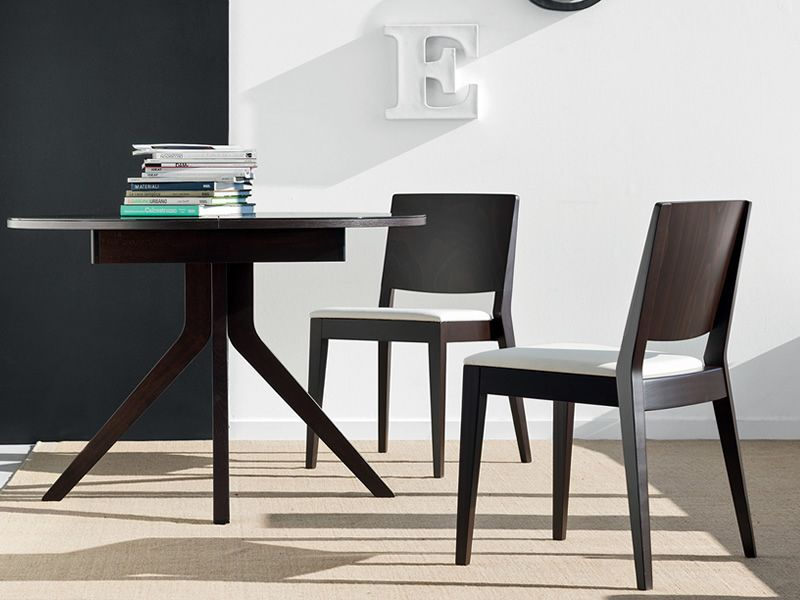 cb4725 oregon table rallonge connubia calligaris en. Black Bedroom Furniture Sets. Home Design Ideas