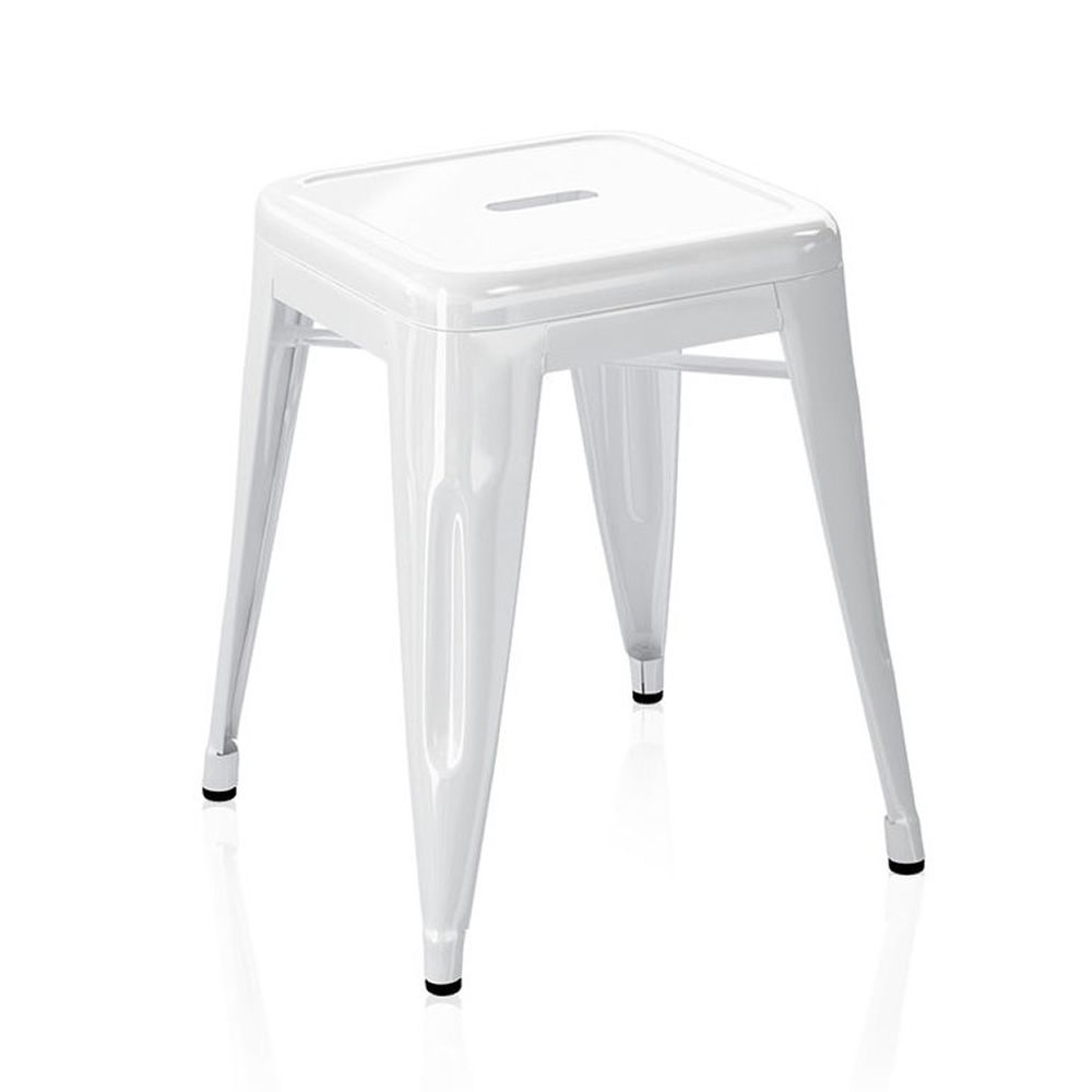 h 45 designer hocker aus lackiertem metall stapelbar 45 cm hoch sediarreda. Black Bedroom Furniture Sets. Home Design Ideas