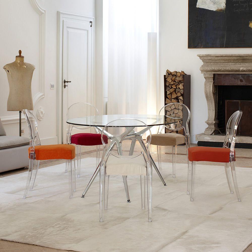 Igloo chair 2357 sedia design in policarbonato for Sedie in policarbonato