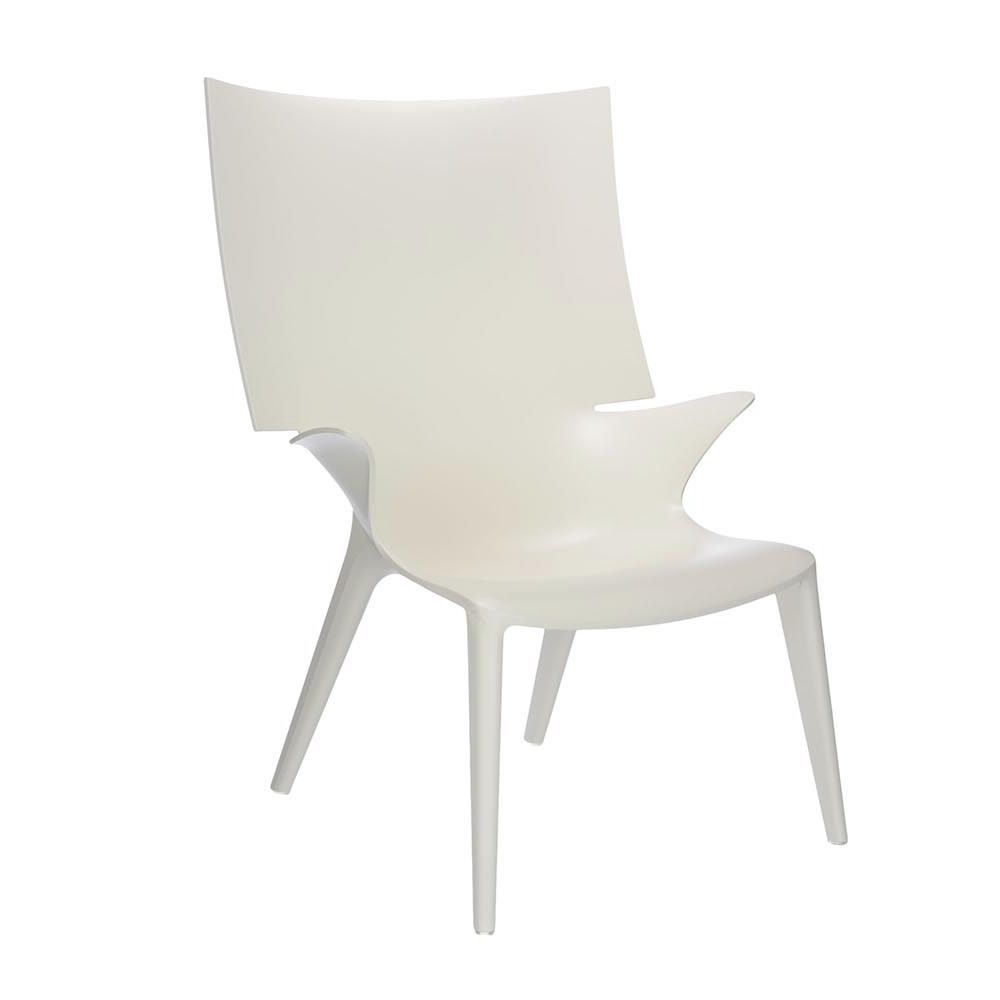 Uncle Jim: Kartell design armchair, in polycarbonate, several ...