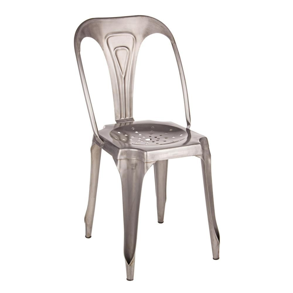 Cape town chaise urban style en m tal disponible dans diff rentes couleurs - Chaise metal couleur ...