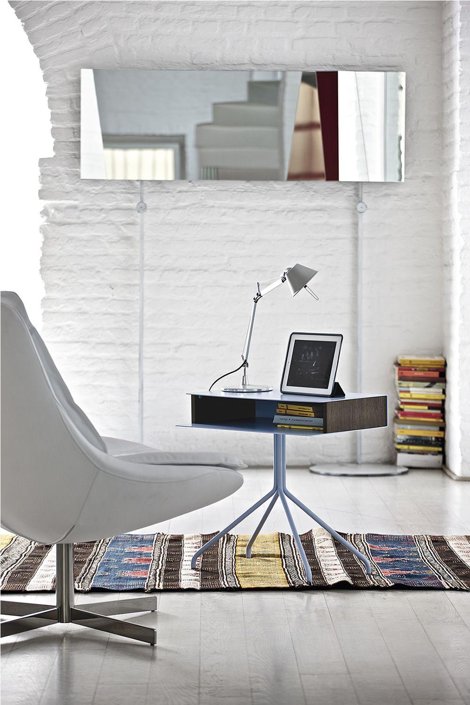 Illusion specchio di design bontempi casa posizionabile - Specchio di design ...