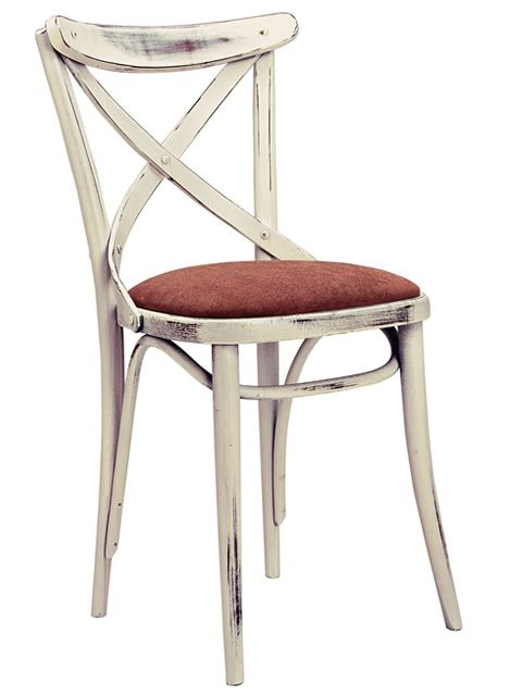 Secross pour bars et restaurants chaise viennoise en - Chaise en bois rustique ...