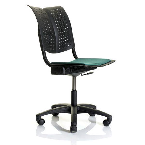 Conventio wing 3 chaise de bureau h g avec coussin amovible - Coussin chaise de bureau ...