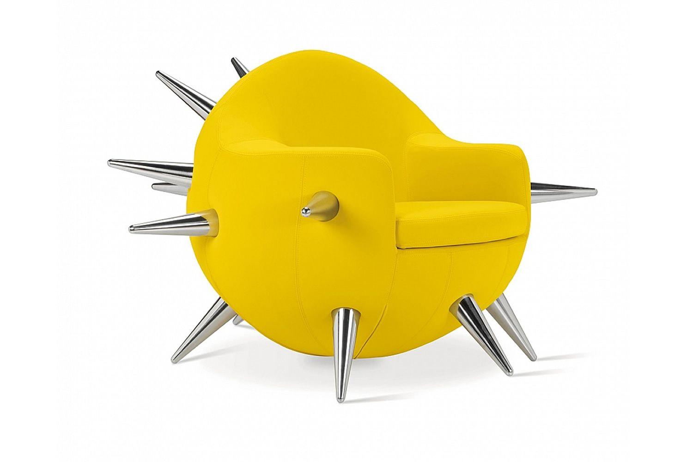 Bomb - Fauteuil design Adrenalina, avec revêtement en ...