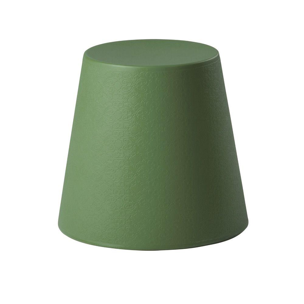 ali baba stool hocker slide aus polyethylen auch f r garten sediarreda. Black Bedroom Furniture Sets. Home Design Ideas