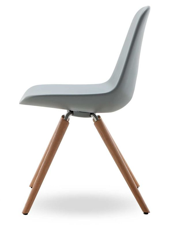 Step Chaise Design Tonon En Bois Et Polyur Thane