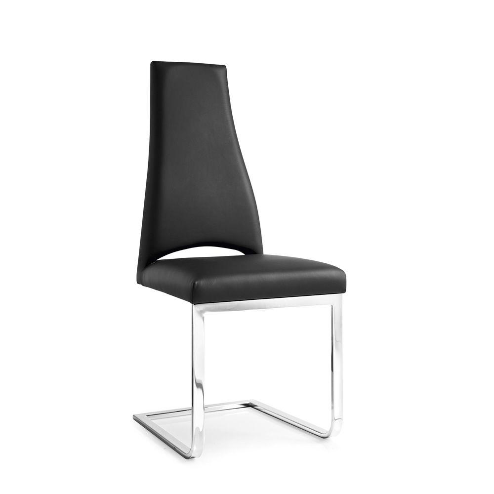 Cs1380 juliet sedia calligaris in metallo con rivestimento in similpelle pelle o tessuto - Sedia juliet calligaris prezzo ...